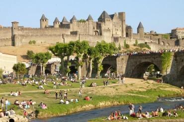 Carcassonne – Citadel of Fireworks