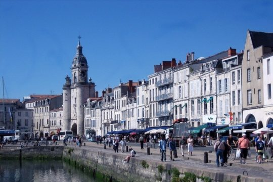 McDonald's Forced to Pull Out of La Rochelle Old Port