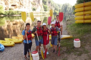Ready to Take on the Dordogne: an Irish family prepare for a calm adventure