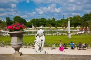 jardins de luxembourg