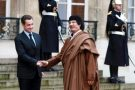 Sarkozy's Presidential Campaign and the Libyan Connection