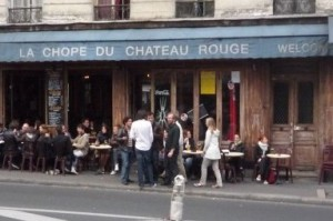 chope du chateau rouge