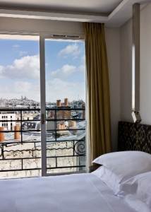 Deep Comfort: A room with a view at the Marignan