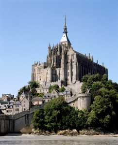 Like Hogwarths on an Island: It's how many children describe Mont-St-Michel