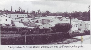 The Irish Red Cross Hospital as it was in 1946