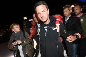 Tyranny 1: Kerviel 0 - Jérôme Kerviel's walk ends in Menton with a spin in a police car