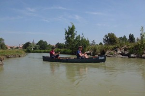 Floating through time: on the canals that criss-cross the land