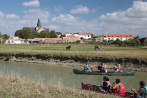 City of Salt: the peaceful bucolic setting of Sallertaine
