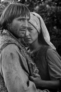Depardieu and Baye in 'Le Retour de Martin Guerre'