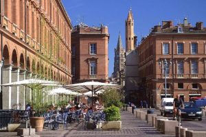Toulouse - capital of the enlarged Occitanie region