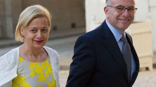 Meet Mrs Cazeneuve – The new PM's Wife