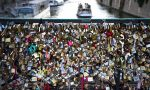Paris Attacking Love-locks Again