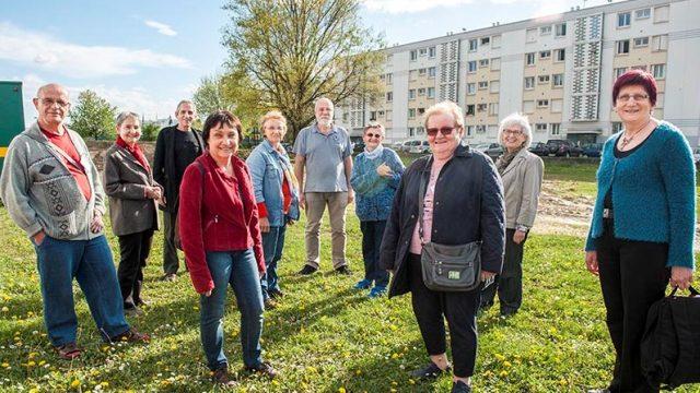 Seniors in Lyon Taking Control of their Future